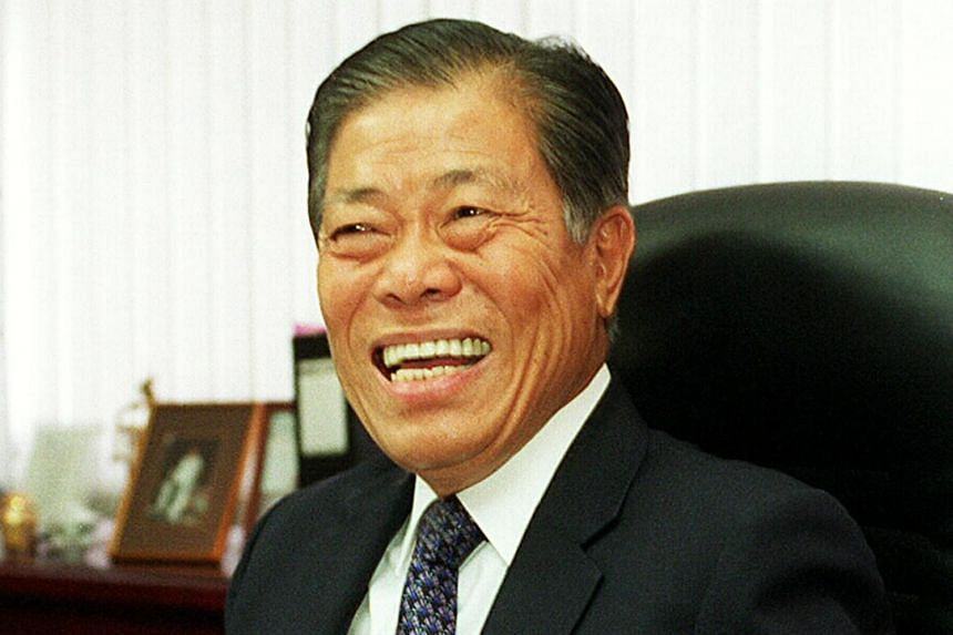 Paint tycoon Goh Cheng Liang donated $20 million to set up the Goh Foundation in 1994.