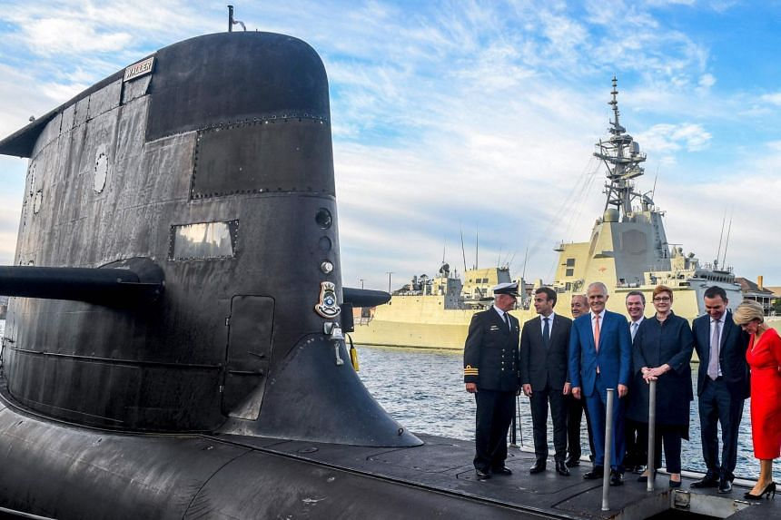 Submarines with nuclear propulsion systems have limitless range and are less detectable in operation.