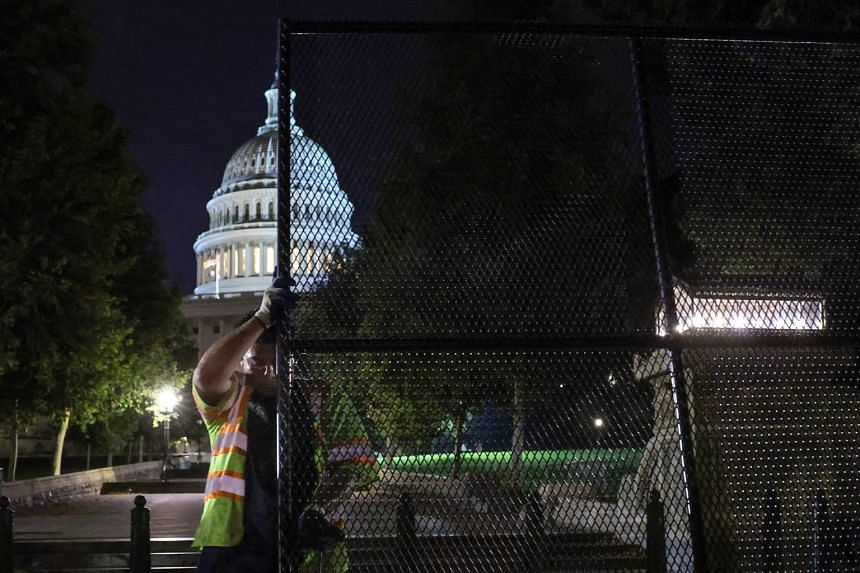 A large group is expected at the Capitol on Saturday to protest the arrests and criminal charges against some 600 people in connection with a Jan 6 riot by supporters of former president Donald Trump.