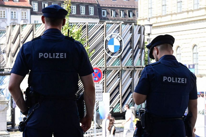 Dortmund police said they had received information about a possible threat to a synagogue in Hagen.