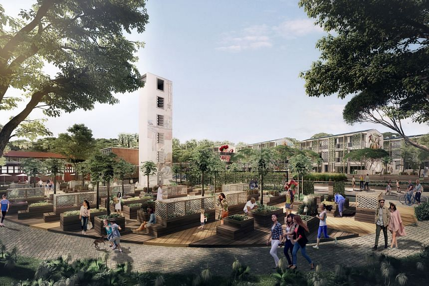 The lifestyle hub will integrate urban farming, wellness, and nature-based activities.