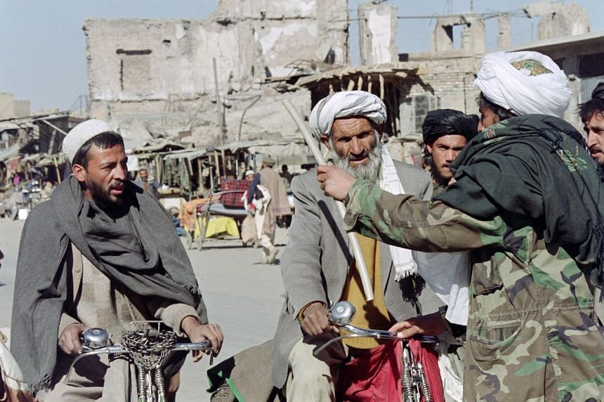 Even before the Taliban's seizure of the capital Kabul, half of Afghanistan's population depended on aid.