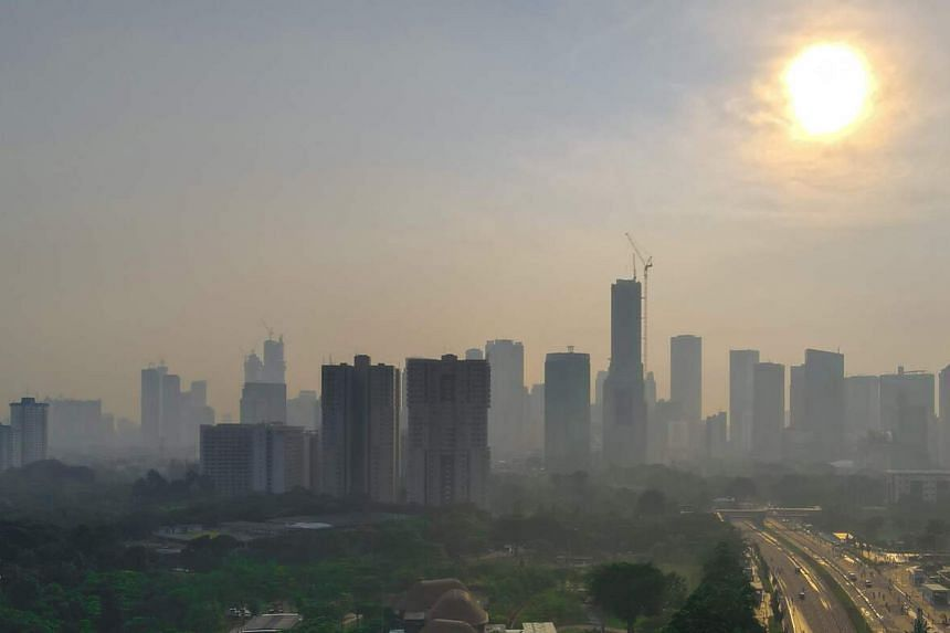 The plaintiffs said the lawsuit was an attempt to compel authorities to take action against severe air pollution in Jakarta.