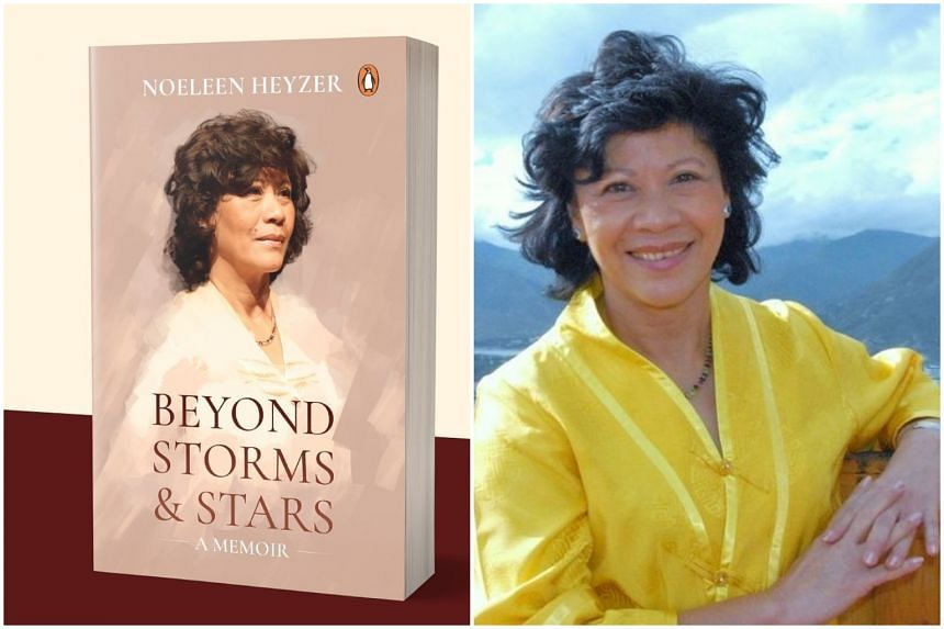 Dr Noeleen Heyzer's memoir Beyond Storms and Stars recounts the challenges she faced and how she overcame them.
