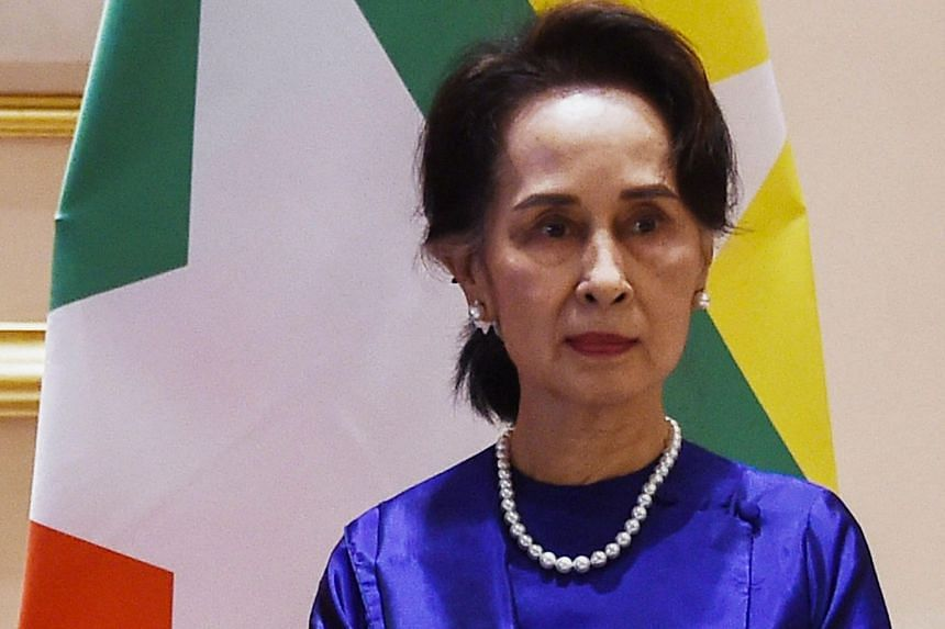 Ms Aung San Suu Kyi will face a new trial on four charges of corruption beginning on Oct 1, 2021.