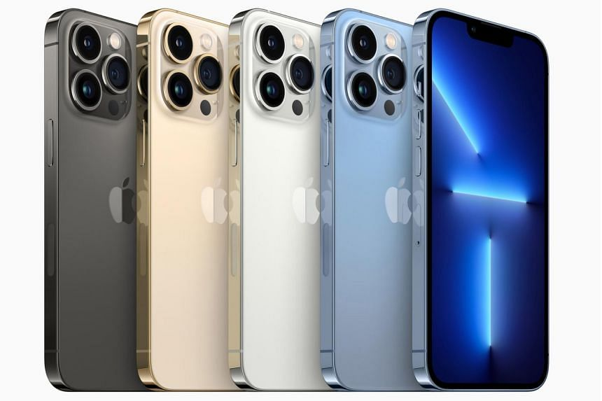 The new iPhones will be available from next Sept 24.