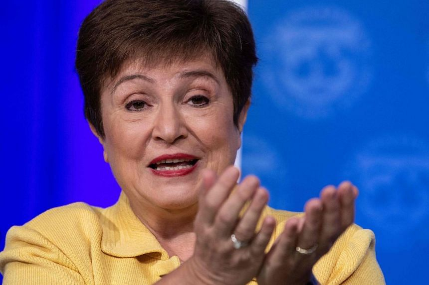 """Georgieva has said she disagrees """"fundamentally with the findings and interpretations"""" of the report."""
