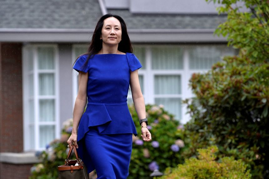 Meng Wanzhou was arrested at Vancouver International Airport in December 2018 on a warrant from the United States.