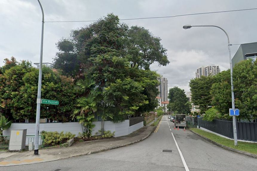 Jalan Hajijah is one of only three roads here that commemorate women in recognition of their achievements in Singapore society.