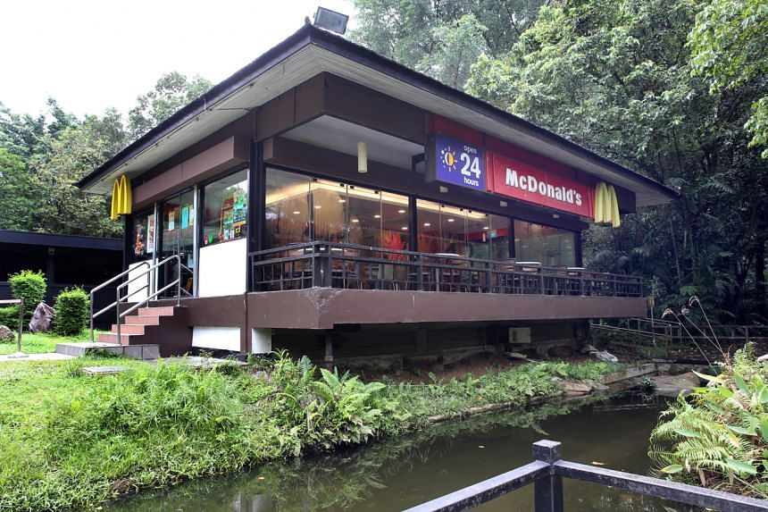 The tender for the 57,453.9 sq ft site was awarded to Hanbaobao, Singapore licensee of McDonald's.