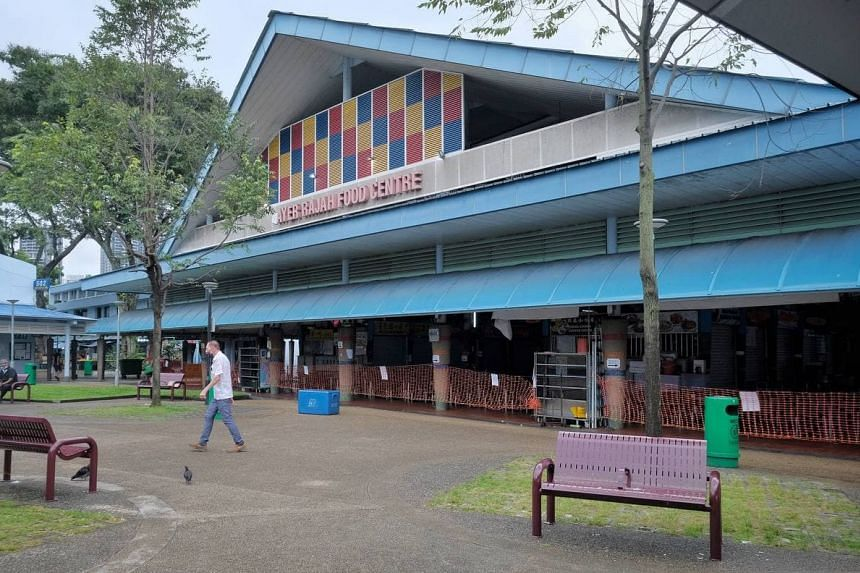 Some stallholders and cleaners at Ayer Rajah Food Centre tested positive for Covid-19 during their regular testing.