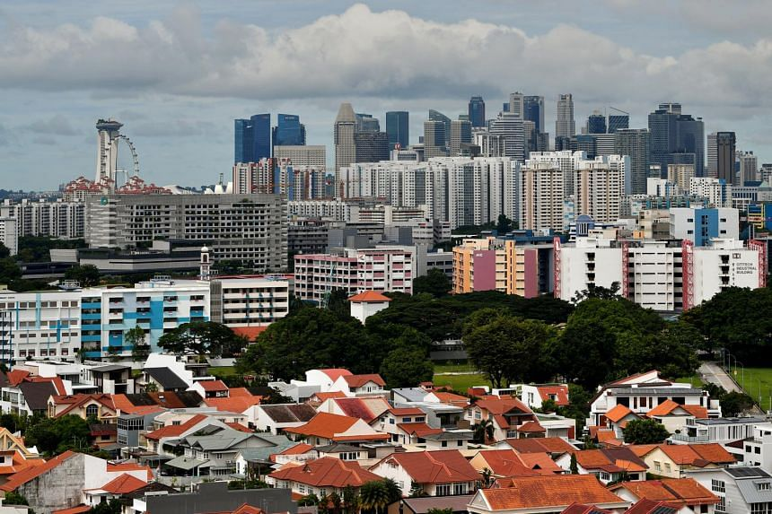 Close to 80 per cent of Singapore's citizens live in public housing.