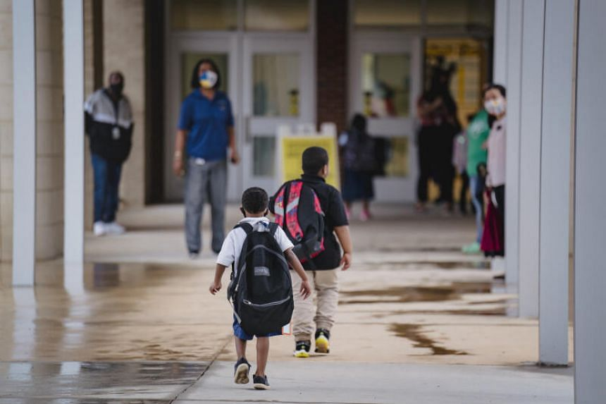 Students who are identified as close contacts can now continue attending school as long as they have no symptoms and test negative for the virus every day for seven days.