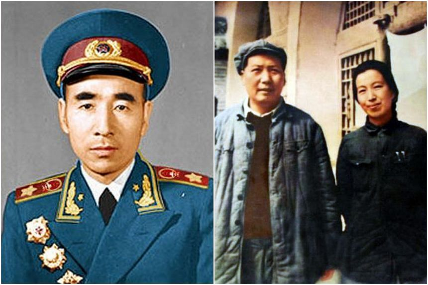 The deaths of Lin Biao (left) and Mao Zedong's widow Jiang Qing are reminders of the pitfalls of China's succession politics.