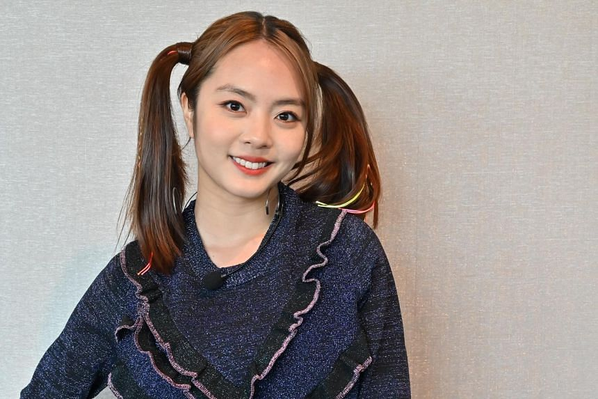 Chantalle Ng almost did not get the chance to perform the songs in the show herself.