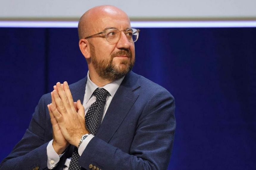 Charles Michel said that the move would reinforce European efforts to build their own defense capacity.