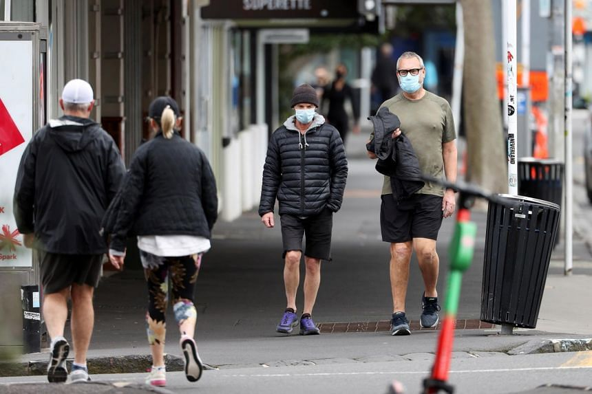 On-the-spot fines for infringement offences like failing to wear a mask where it is mandatory will be increased to NZ$4,000 for individuals.