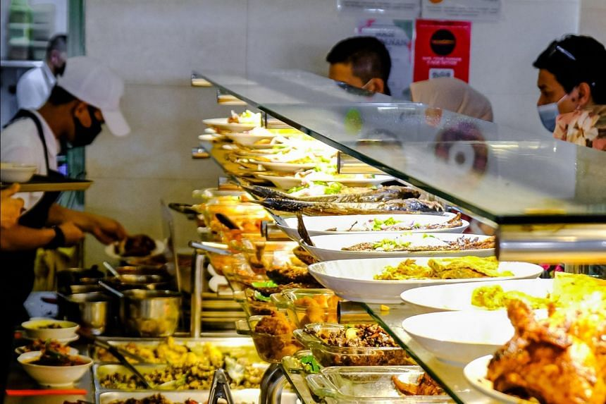 The eatery currently has two branches - in Jalan Pisang and Joo Chiat - and also runs catering services.