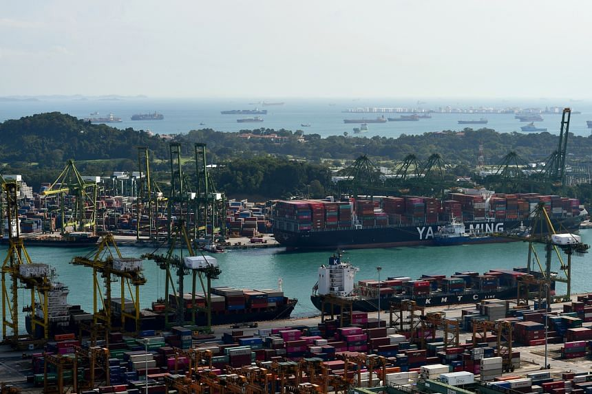 Singapore's continued success as a hub will depend on how efficiently it can move goods through its port and not just the volume it can handle.