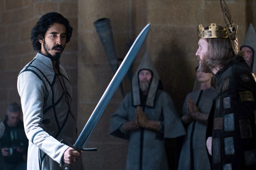 Also lovely to behold is Dev Patel's striking performance.