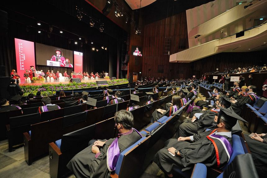 SIT graduates also commanded higher starting salaries than the previous year.