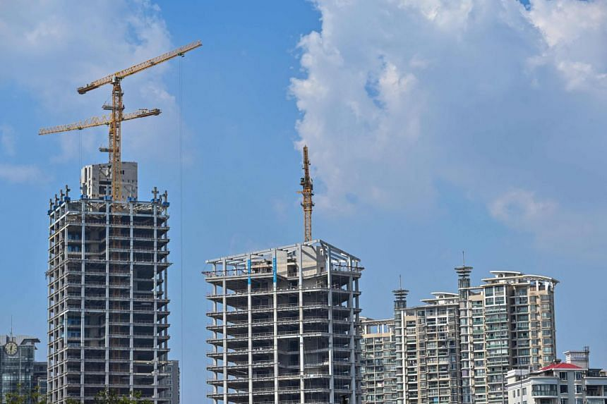 Weakness in the property market comes after a recent bout of regulatory tightening by authorities.