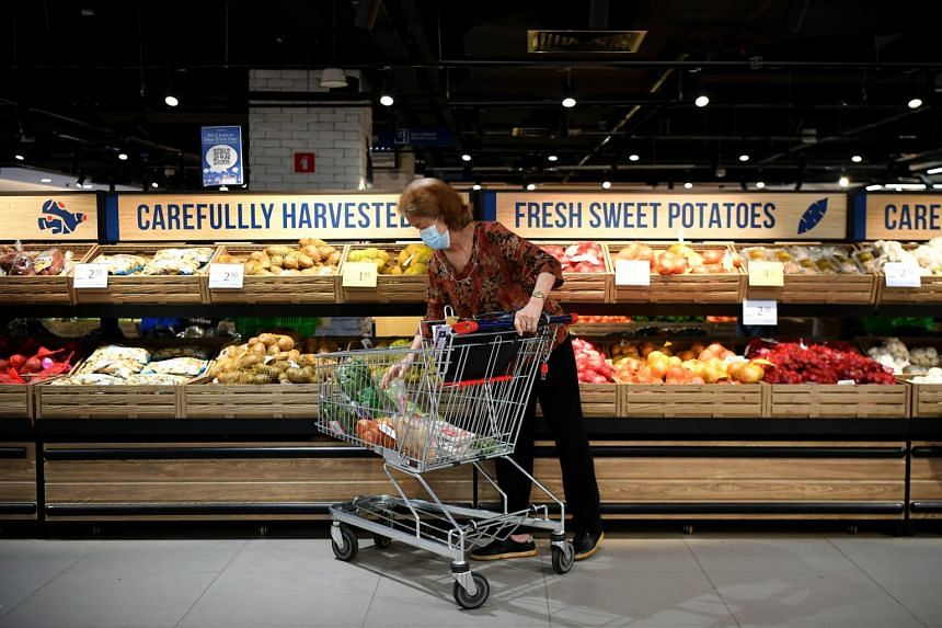 Food inflation climbed to 1.5 per cent in August, from 1.1 per cent in July.
