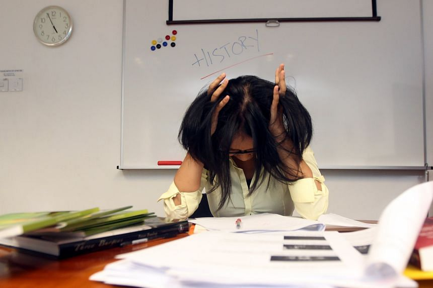 The lack of work-life balance and excessive workloads topped the common stress factors identified by teachers who were surveyed.