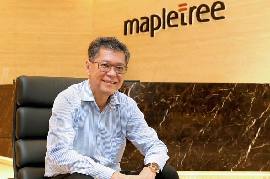 Group chief executive Hiew Yoon Khong said Mapletree Investments intends to continue formulating new products for syndication.