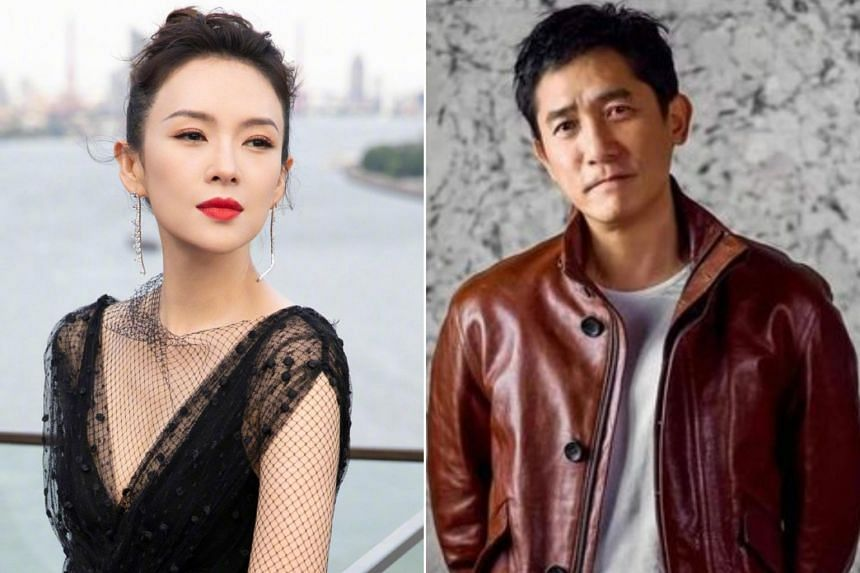 There have been rumours that Zhang Ziyi and Tony Leung Chiu will be acting again in a movie with the Chinese title Nameless.