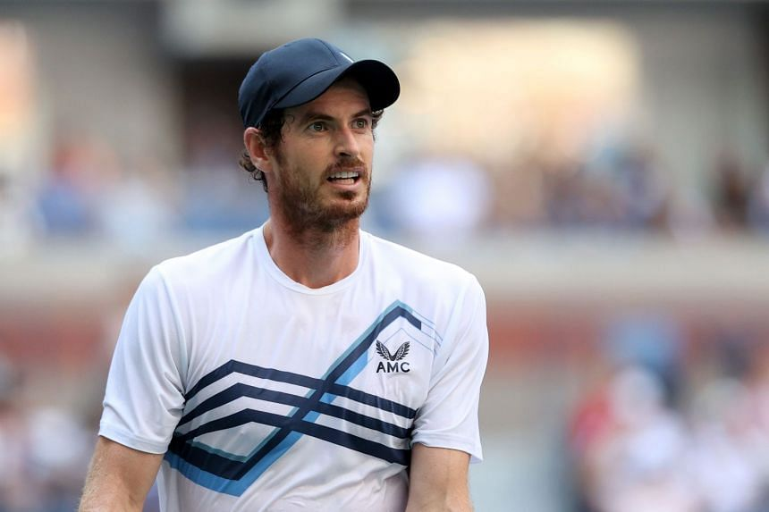 Former world No. 1 Andy Murray, now ranked at 113, swept to a convincing 6-3, 6-3 victory.