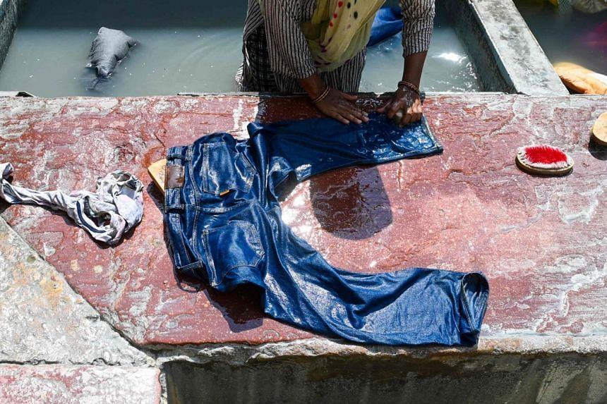 The man will have to provide six months of free laundry services to about 2,000 women in the village of Majhor, Bihar state.