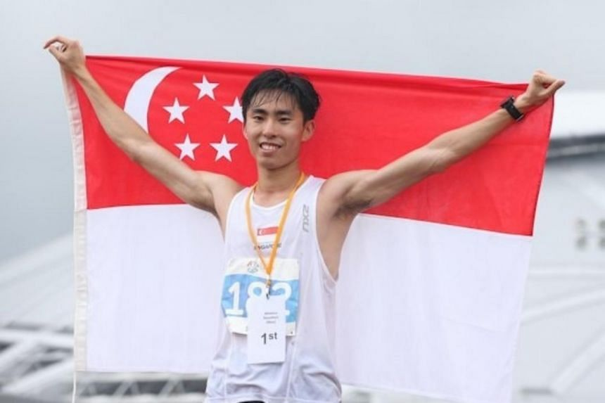 Soh Rui Yong (pictured) was ordered to pay former teammate Ashley Liew $180,000 for defamation.