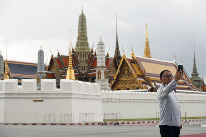 Thailand is betting on the return of foreign tourists to revive its economy.