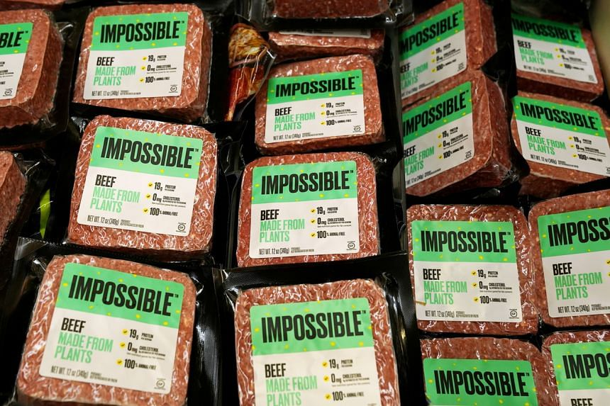 Impossible's meatless pork is made from soy, the same key ingredient as its beef product.