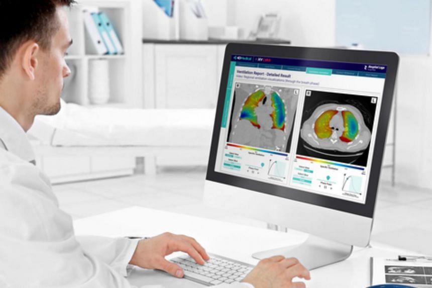 The technology uses algorithms and mathematical models to convert sequences of X-ray images into quantitative data.