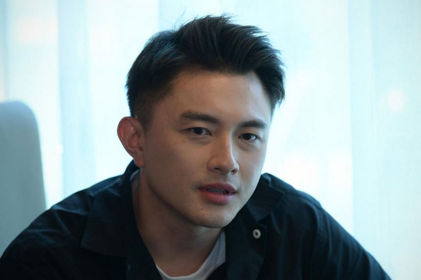 Former Mediacorp star Shane Pow speaks to SPH media after serving his sentence for drink driving.