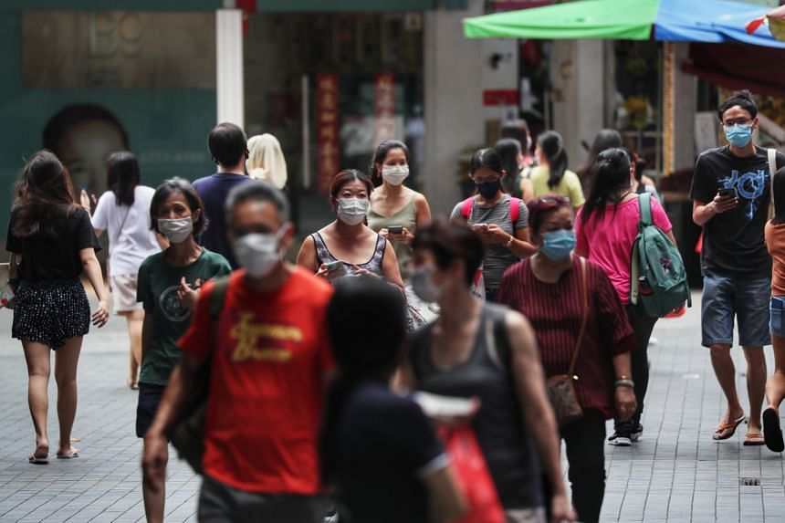 Singapore reported a total of 1,650 coronavirus cases on Sept 24, 2021.