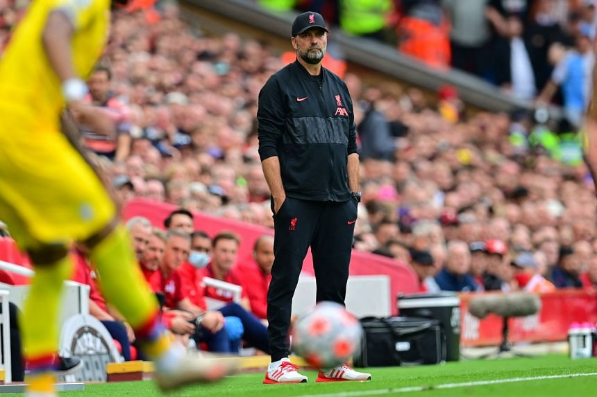 Liverpool manager Jurgen Klopp is excited to see how much the atmosphere at Anfield could improve next year.