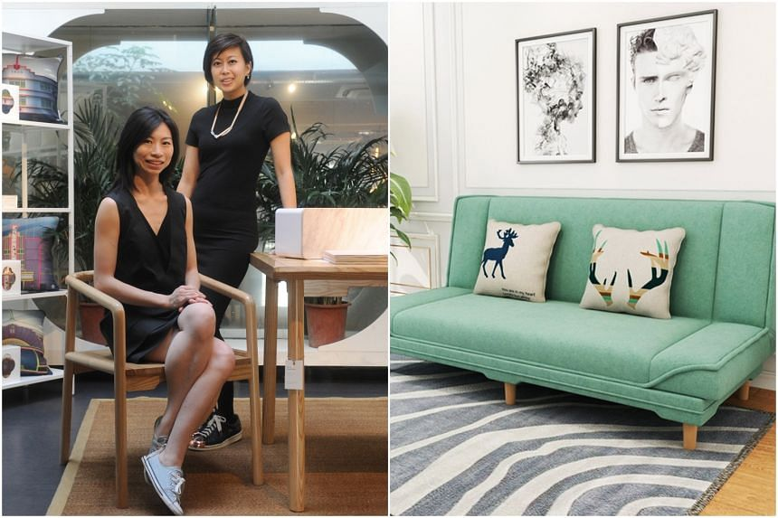 Scene Shang founders Pamela Ting and Jessica Wong are opening their biggest showroom and ezbuy is launching ezHome.
