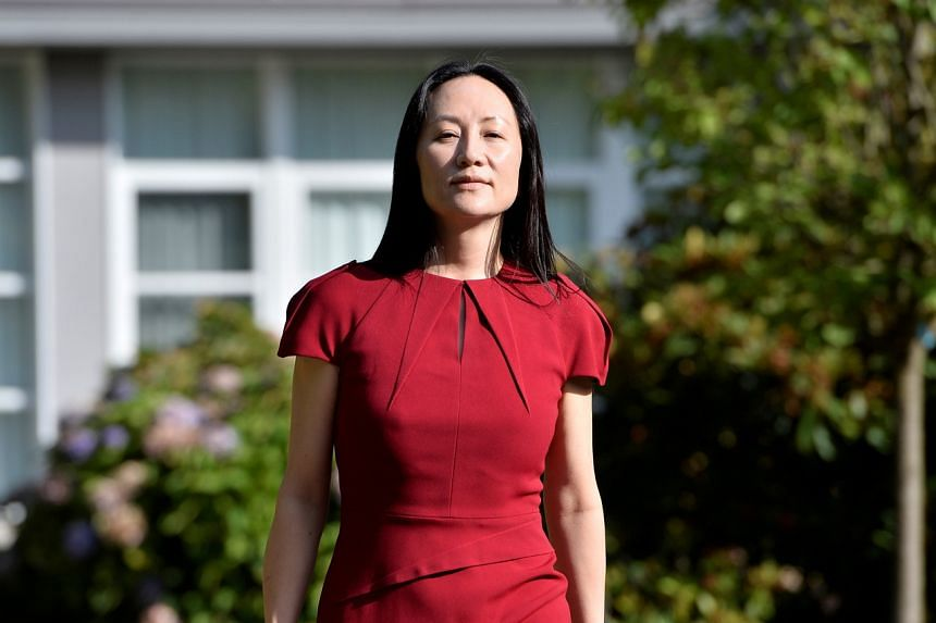 Ms Meng Wanzhou reached a deal with US prosecutors earlier on Friday that ended their bank fraud case against her.