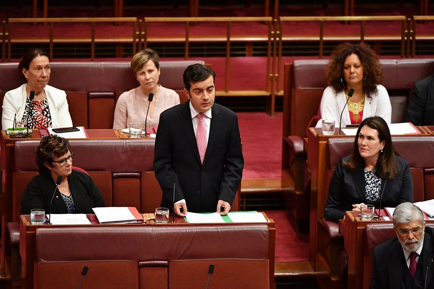 Australian senator Sam Dastyari resigned from all his parliamentary leadership positions on Nov 30, 2017, after he was asked to step down over his connections to a Chinese businessman.