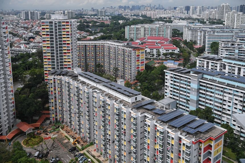 The Singapore Government plans for solar capacity to quadruple to 1.5 GWp by 2025.