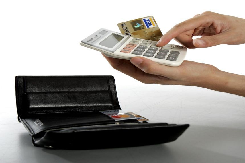 A default can be serious enough for banks to stop a customer from using his credit card again.