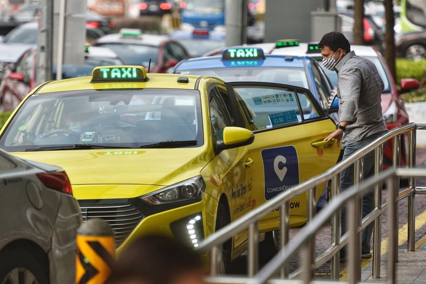 The passenger-limit for taxis and private-hire cars applies to passengers from different households who are travelling together.