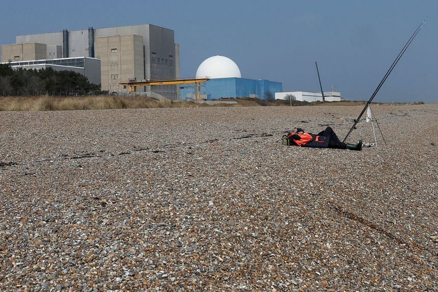 Britain was looking to take a stake in the 20-billion-pound (S$37 billion) project to build the Sizewell C nuclear power station in Suffolk, eastern England.
