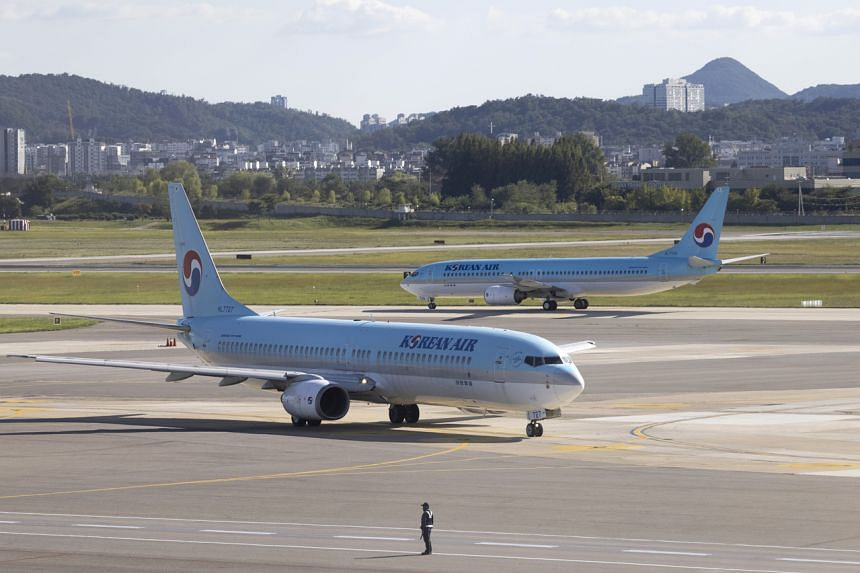All hope for air travel in South Korea was dashed as Covid-19 returned with a vengeance.