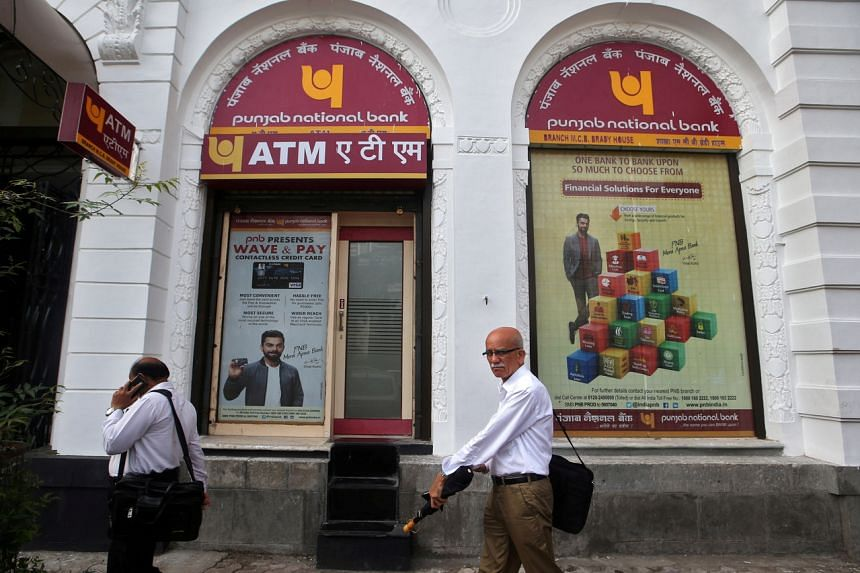 India's banking sector has been plagued with crises in recent years, from a multi-million-dollar fraud in the giant Punjab National Bank in 2018.