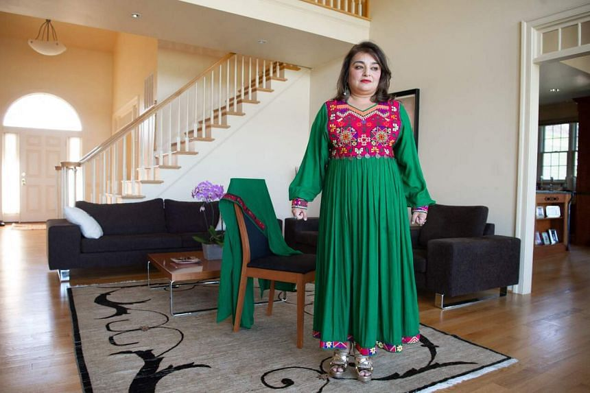 Historian Bahar Jalali created the social media hashtags #DoNotTouchMyClothes and #AfghanistanCulture.