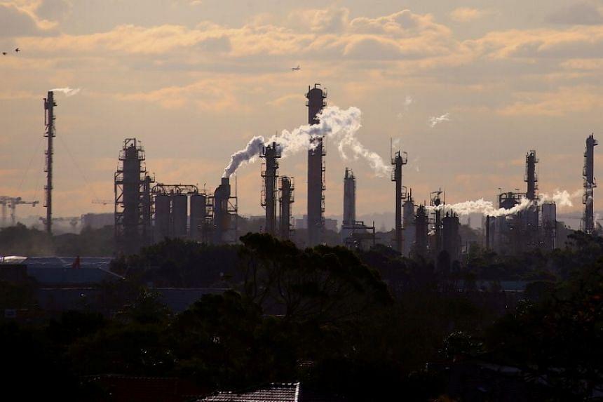 Australia is the world's top coal exporter and a major gas exporter.